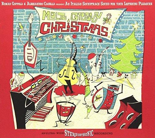 Molto Groovy Christmas by Poddighe, Carlo - Christmas Groovy Tree