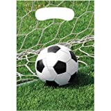 football loot bags - Soccer Fanatic Treat Bags (8 ct)