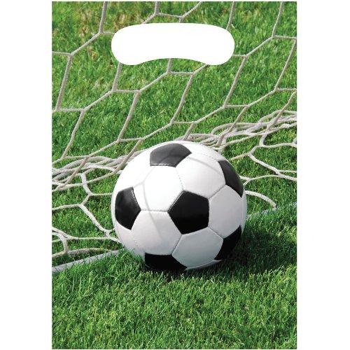 Soccer Fanatic Treat Bags (8 ct)