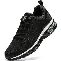Damyuan Zapatos Correr para Hombres Casual Running Tenis Sneakers Deportivas Gimnasio Gym Trail Fitness Sport Zapatillas…