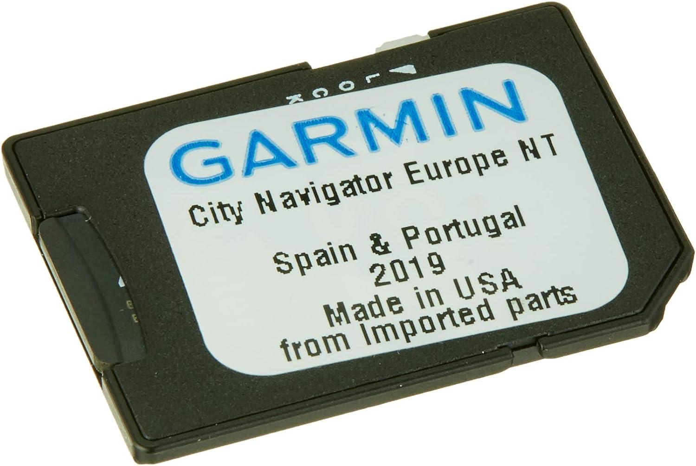 Garmin City Navigator Europe NT - Mapa para GPS de Iberia-España: Amazon.es: Electrónica