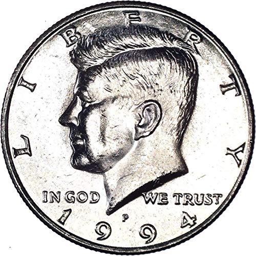 1994 P Kennedy Half Dollar 50C Brilliant Uncirculated
