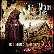 Das Geheimnis des Alchemisten (Oscar Wilde & Mycroft Holmes - Sonderermittler der Krone 3) | Jonas Maas