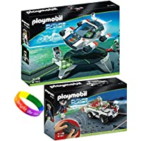 Playmobil Space Set Includes: E-Rangers Turbojet with...