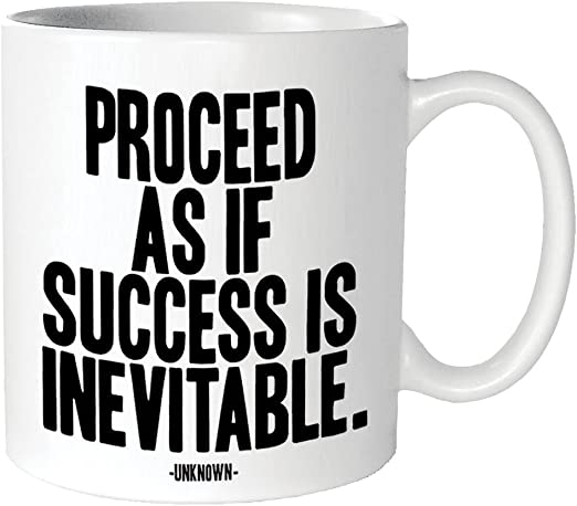Quotable Cards Mug One Day at A Time
