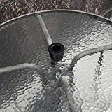 DGQ Patio Umbrella Cone Umbrella Wedge Plug Fits
