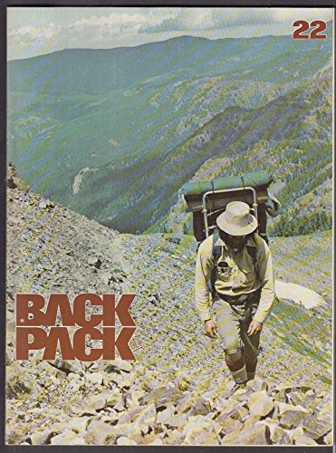 BACKPACKER #22 Grey Owl Grand Manan Gallatin Range + 8 1977