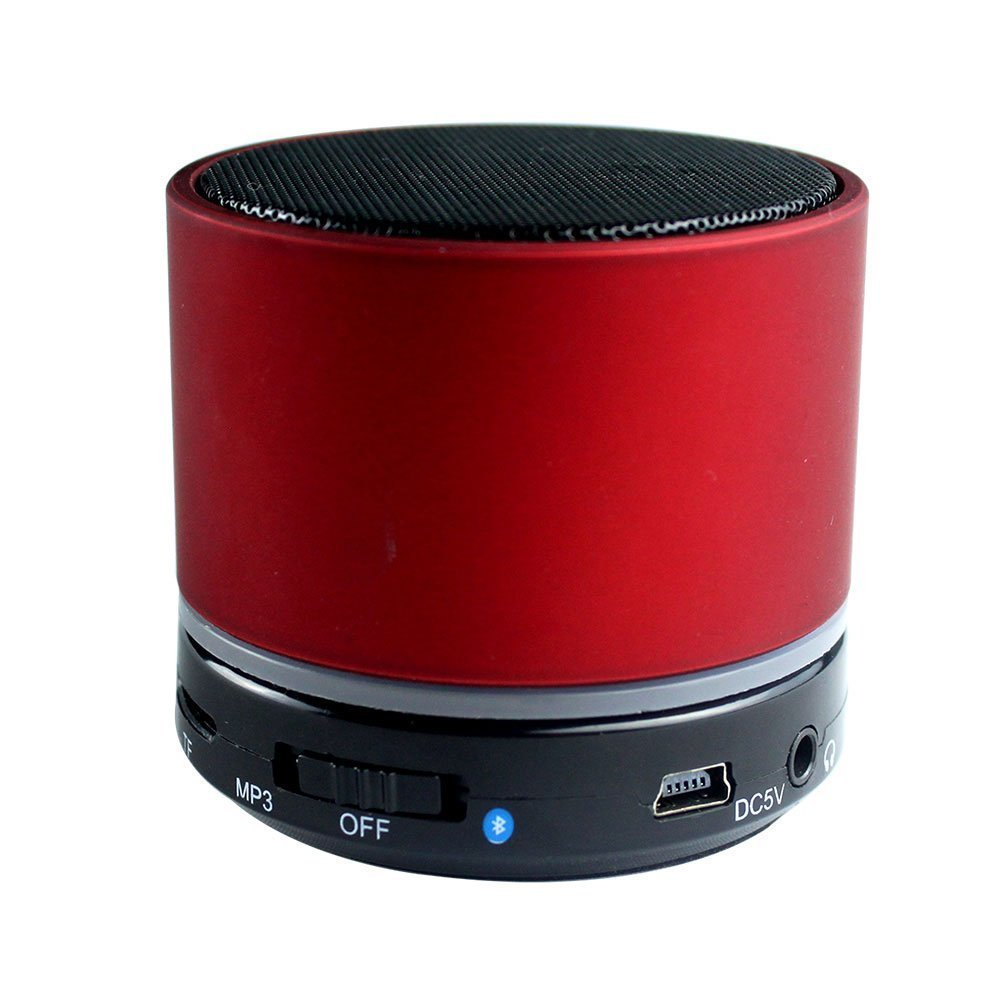 Captcha Mini Bluetooth Wireless Speaker (S10) - Mi 4I Compatible