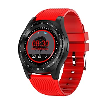 Pretty-Jin L9 Nouvelle Montre Smart Watch Sport 1.39 Support dÉcran Rond Complet