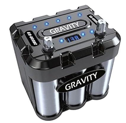 amazon com gravity 800 amp car battery capacitor gr 800bc car