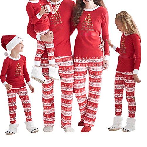 Christmas Pajama Set Family