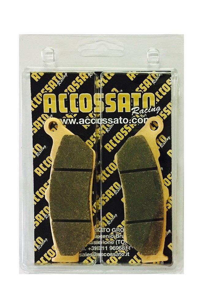 TUSCANY TIBET RAID 650 2004 APRILIA  650 PEGASO I.E Accossato Pastiglia freno AGPA92OR