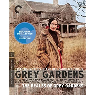 Grey Gardens (Criterion Collection) [Blu-ray]