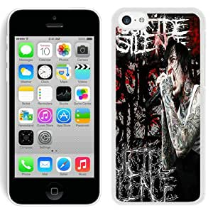 Beautiful And Unique Designed Case For iPhone 5C With Suicide Silence 01 (2) Phone Case