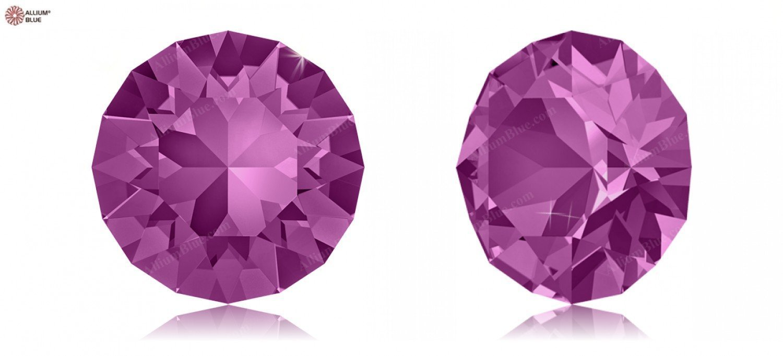PP18 (2.40  2.50 mm) Swarovski Crystals 1171133 Round Stones 1088 SS 34 FUCHSIA F, 144 Pieces