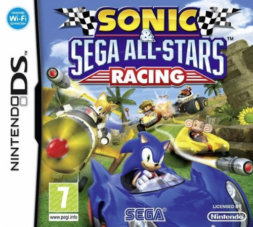 Sonic & SEGA All-Stars Racing (DS) (UK)