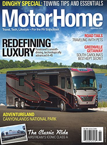 MotorHome Magazine Subscription made our list of gift ideas rv owners will be crazy about make perfect rv gift ideas