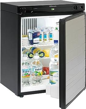 Dometic CombiCool RF 60 - freistehender lautloser Absorber-Kühlschrank 50 mbar, Mini-Kühlschrank für Camping und Schlafräume