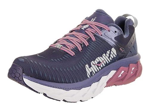 Hoka - Zapatillas de Running de Sintético para Mujer Azul Azul, Color Azul, Talla 42 EU: Amazon.es: Zapatos y complementos