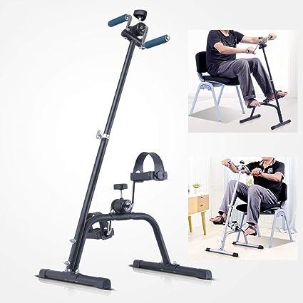Bicicleta Estática, entrenamiento de rehabilitación para personas ...