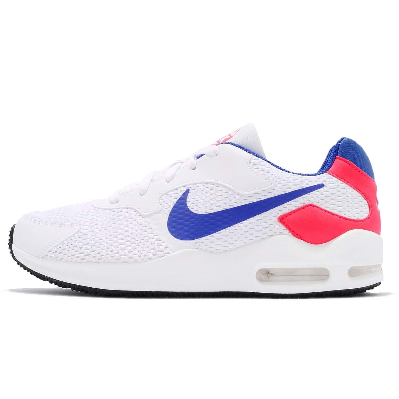 (ナイキ) エア マックス ガイル メンズ ランニング シューズ Nike Air Max Guile 916768-101 [並行輸入品] B07BNCDT32 30.0 cm WHITE/ULTRAMARINE-SOLAR RED
