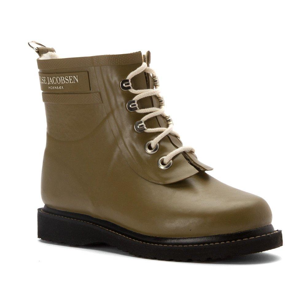 ILSE JACOBSEN Women's Rub 2 Rain Boot B01MXUZ0QZ 36 M EU Lizard