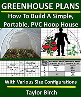 small pvc hoop greenhouse plans. Greenhouse Plans  How To Build A Simple Portable PVC Hoop House With Various