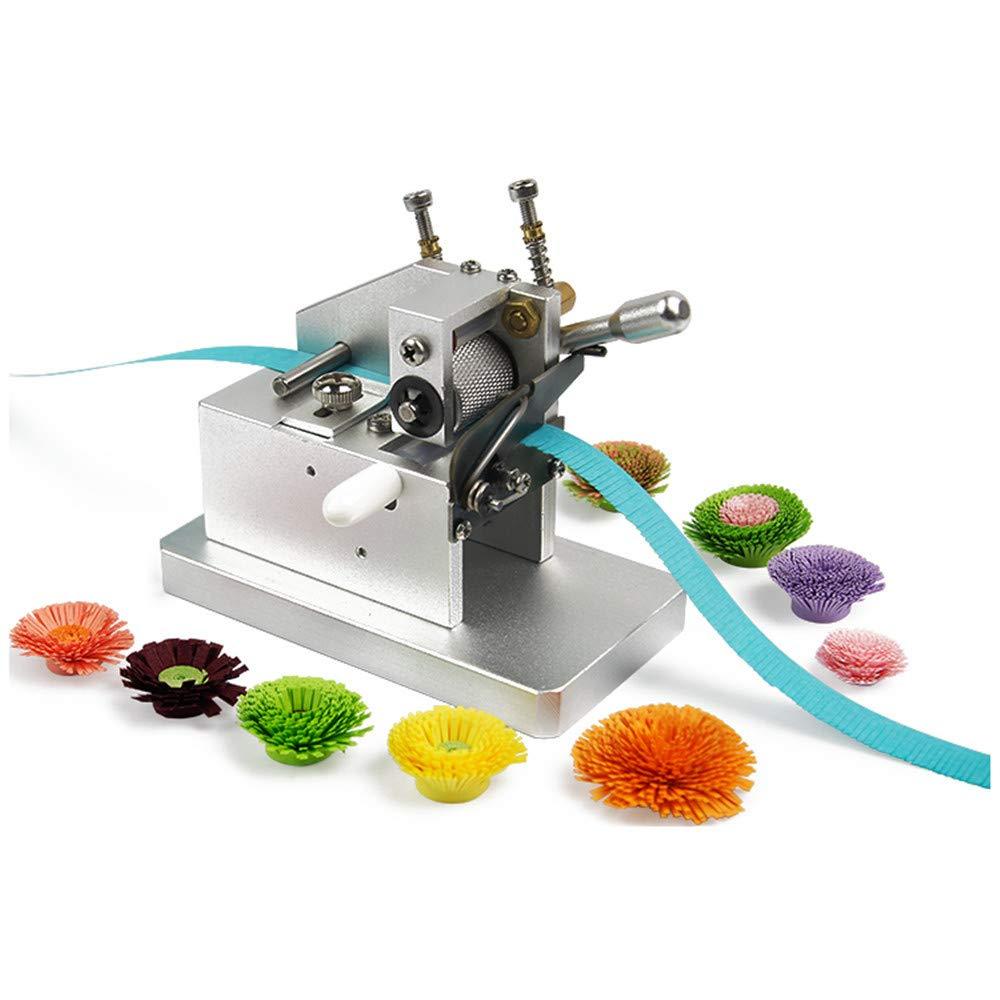 AKYUNM Paper Tassel Cutting Machine, Mini Paper Strips Tassel Cutting Craft Tool DIY Quilling Flower Making Tools by AKYUNM
