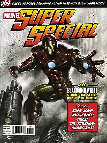 Marvel Super Special (2nd Series) #1 FN ; Marvel comic book (Alex Hickman)
