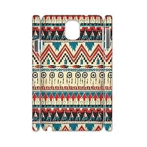 3D Binocara Aztec Samsung Galaxy Note 3 Cases Cute Cheap aztec, Aztec Samsung Galaxy Note 3 Case [White]