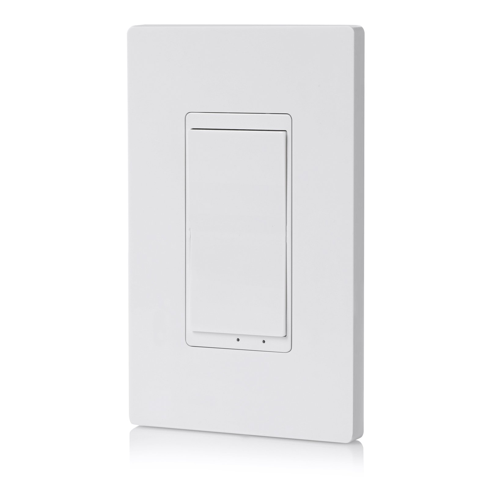 DEWENWILS Smart WiFi Light Switch In-wall, Wireless Remote Control, No Hub Required, Control Your Fixtures from Anywhere, Compatible with Alexa, Google Assistant and IFTTT by DEWENWILS (Image #1)