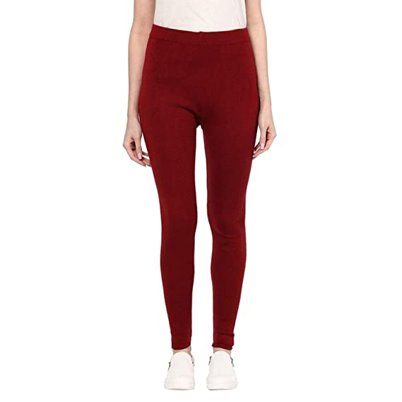 92bead3c1bf5b Plain Designer Pure 100% Summer Leggings For Winters With Different 8  Variety of Colours (