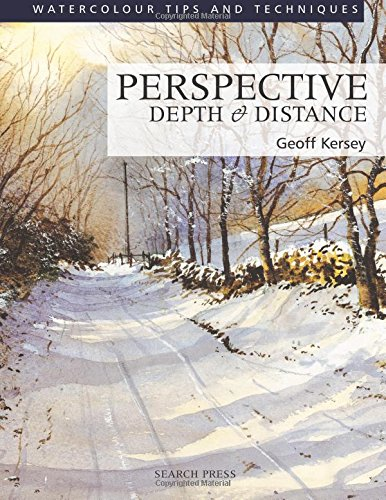 Perspective Depth & Distance (Watercolour Painting Tips & Techniques) (Watercolour Painting Tips & Techniques)