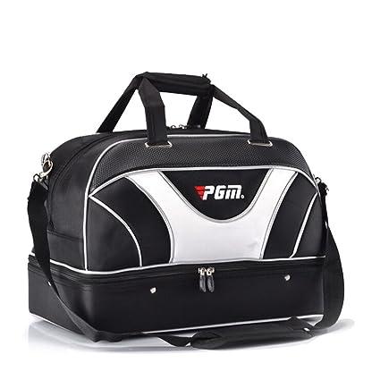40d5b5d32da1 PGM Golf Duffle Bag Double-Deck Golf Clothing Bag,Boston Bag,