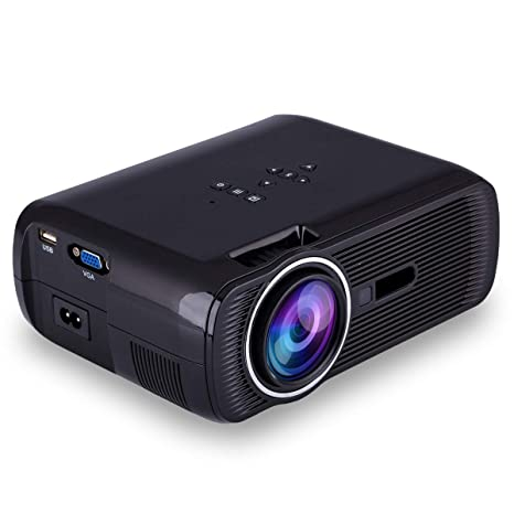 KBKG821 Mini proyector LED, Soporte para proyector de Cine en casa ...