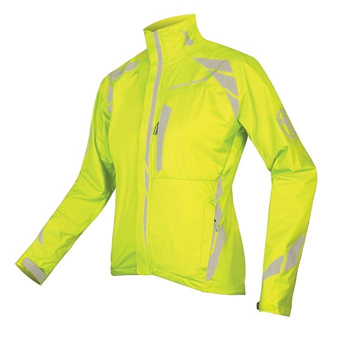 Amazon.com: Endura Womens Luminite II chamarra de ciclismo ...