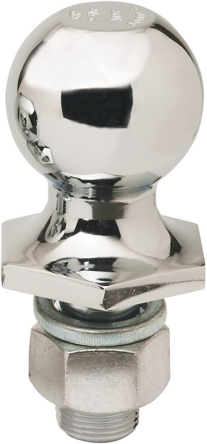 Reese Towpower 7071000 Carbon Forged 2-5//16 Chrome Interlock Hitch Ball