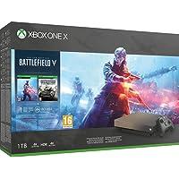 Xbox One X - 1 Terabyte Dourado