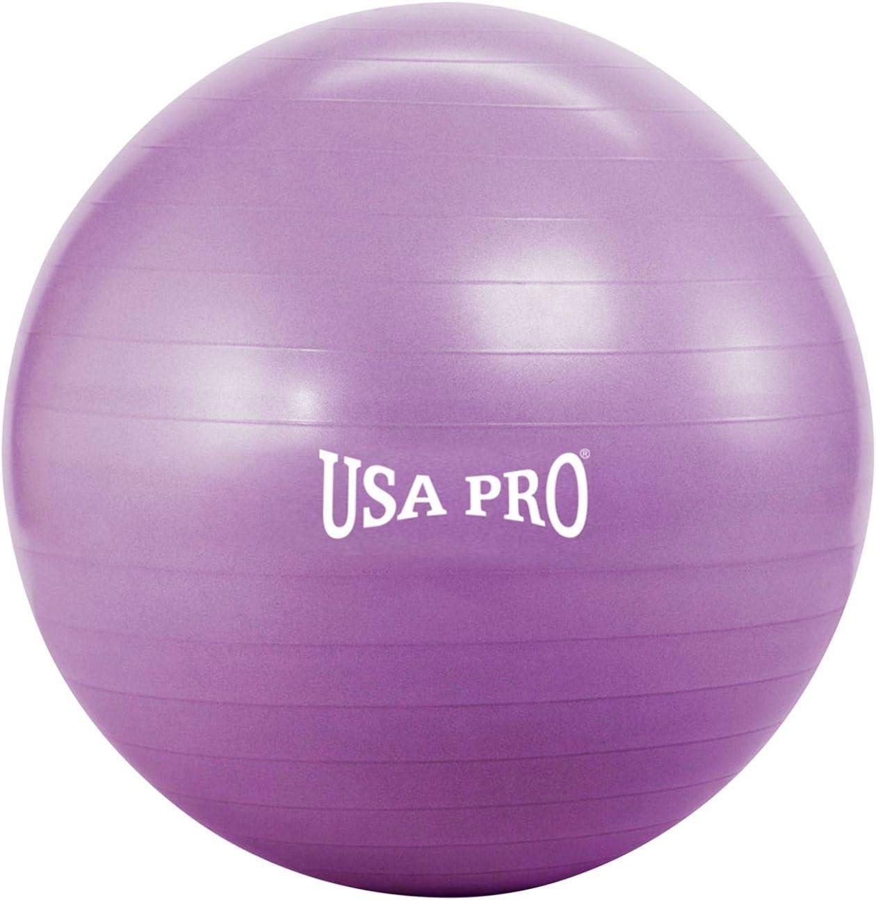 USA Pro Yoga pelota ejercicio aeróbico gimnasio abdominales ...