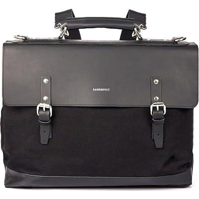 Sandqvist Jones Backpack | Black