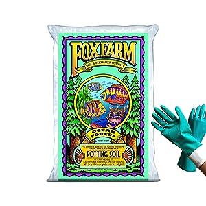 FoxFarm Ocean Forest Potting Soil Organic Mix