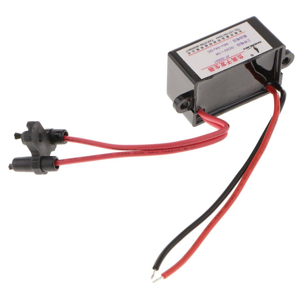 Air Purifier Ionizer Negative Ion Anion Generator Purifier Cleaner Car 6Head