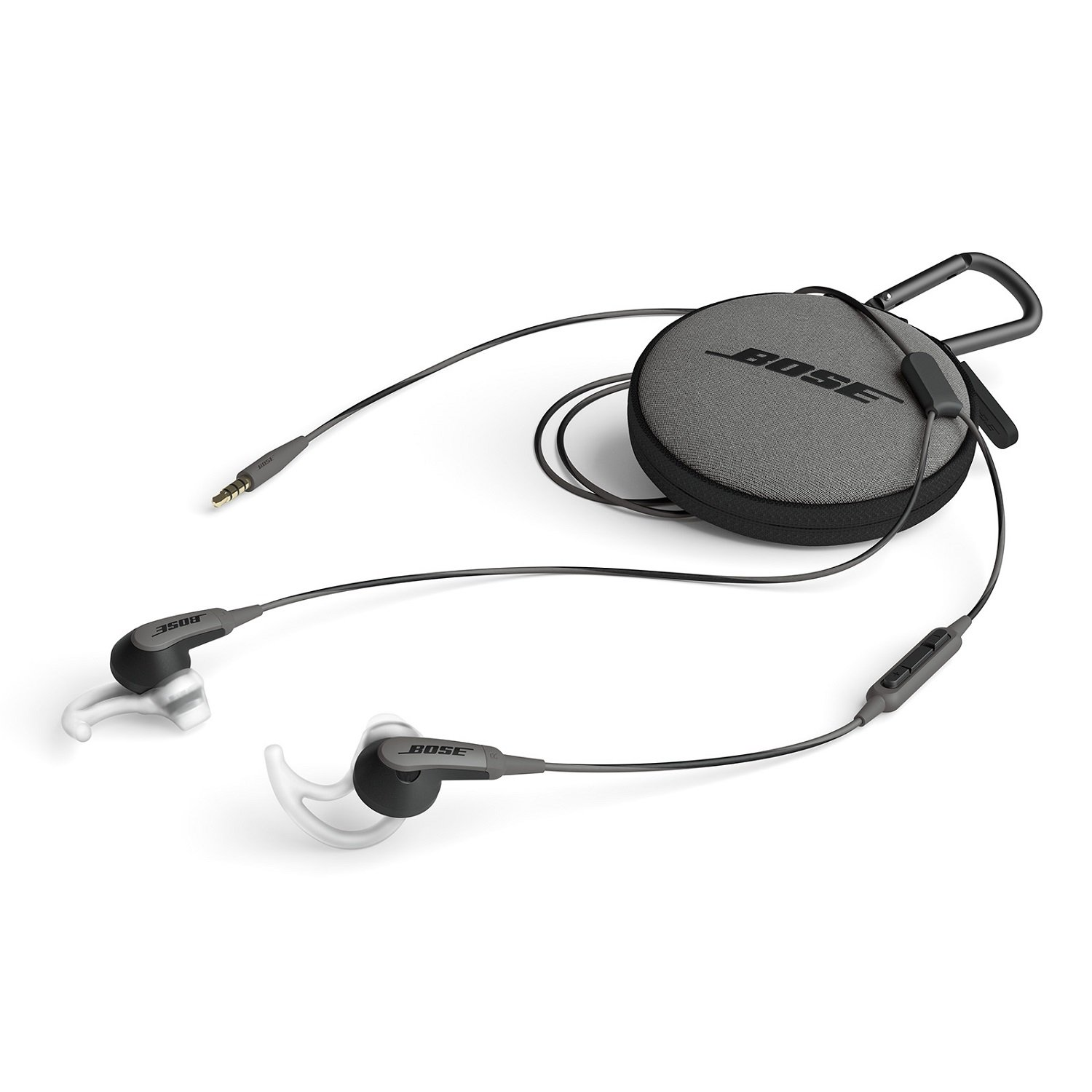 Bose SoundSport in-ear headphones for Samsung and Android devices, Charcoal by Bose (Image #5)