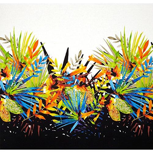 Michael Miller Tropical Madness Single Border Multi Fabric