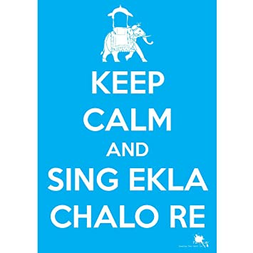 Ekla chalo re song download songs. Pk.