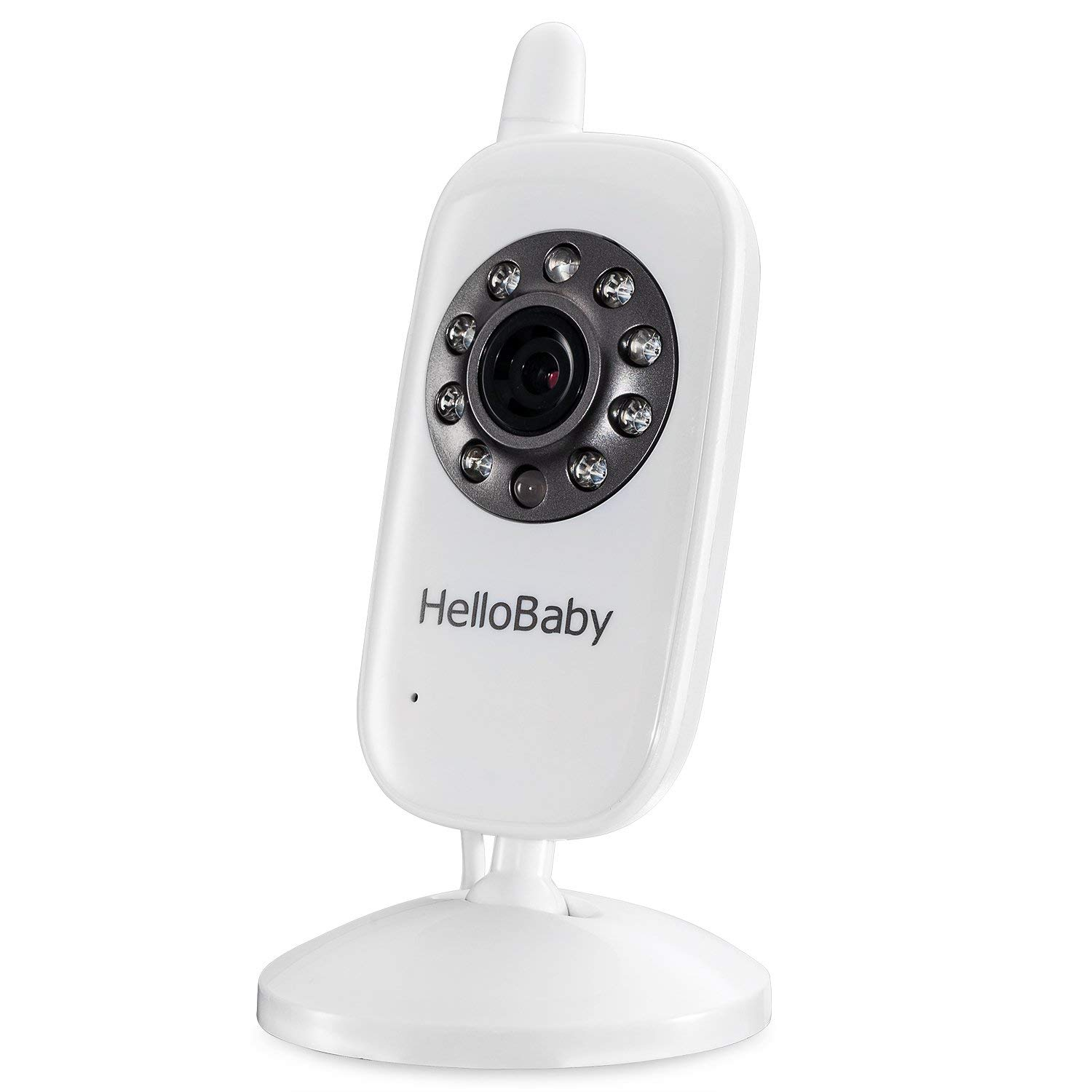 HelloBaby Additional Camera – NOT Compatible with HB65, Baby Unit Add-on Camera for HB32 HB28 HB24 Video Baby Monitor