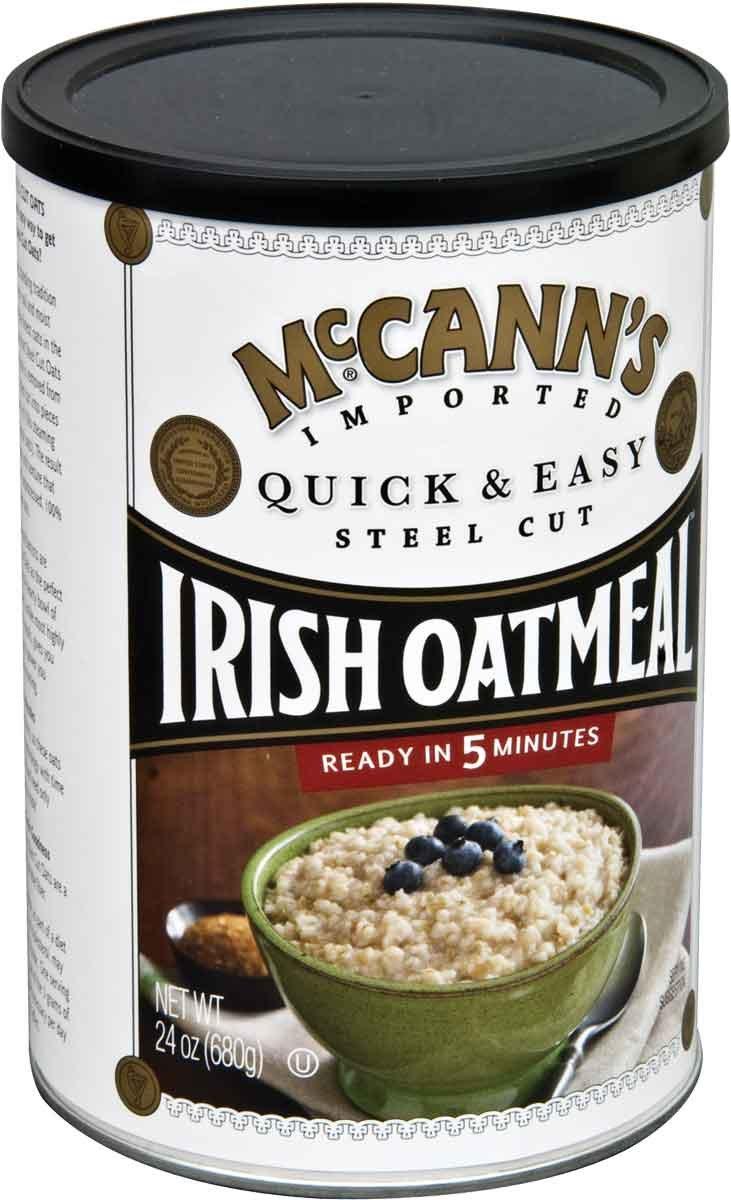 McCann's Quick & Easy Steel Cut Irish Oatmeal, 24 Oz