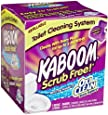 Kaboom 84355 Scrub Free Toilet Cleaning System (Case of 6)