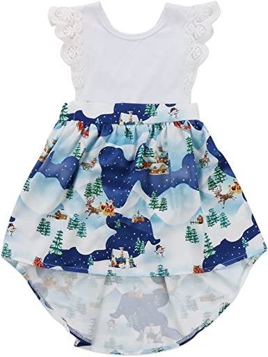 Hatoys Infant Baby Kid Girl Sleeveless Straps Floral Tops+Shorts+Headband Outfits Set