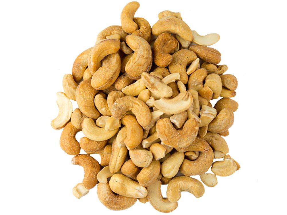 SunRidge Farms Whole Raw Organic Cashews, 7 Ounce Bag (Pack of 12)
